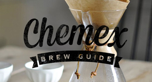 chemex coffee brewing method
